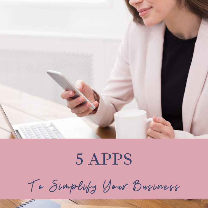 5 Business Apps