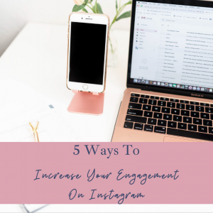 Increase Your Engagement